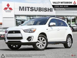 2015 Mitsubishi RVR GT-NAVIGATION, ALL WHEEL DRIVE, LEATHER, SUN