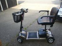 Lightweight Collapsable Scooter