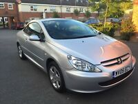 FOR SALE !!! PEUGEOT 307CC CABRIO 2.0 PETROL