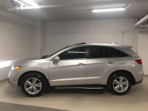 2015 Acura RDX TECH NAVI ACURA CERTIFIED PROG FULL 7 YEARS 130K