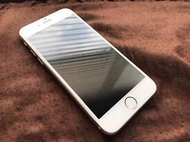 iPhone 6 - 64gb - unlocked - white/silver mint
