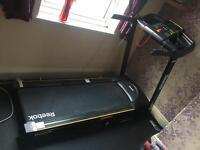 Reebok treadmill and shock absorber mat