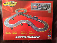 Fast Lane Speed Chaser Toy Car Track Circuit Racing Set Brand New RRP £40.00