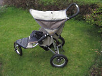Out and About / OutnAbout Single Nipper 360 Pushchair/ Stroller