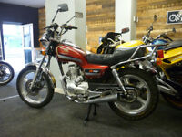 XINLING R CXM 125D CC MOTORCYCLE 4 STROKE ELECRTIC START LEANER LEGAL