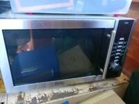 Prestige GS25 microwave