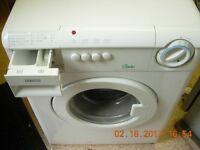 Perfect Zanussi FC 1100 under counter washing machine.