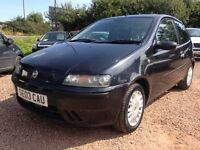 2003 FIAT PUNTO 1.2 1 YEAR MOT! ONLY 68,000 MILES! LOW INSURANCE GROUP!