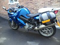 bmw 800 st with full service history