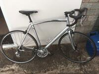 Specialised allez 58 road bike