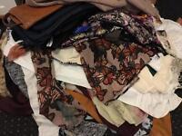 Job lot items big bundles clothes bags car boot resell