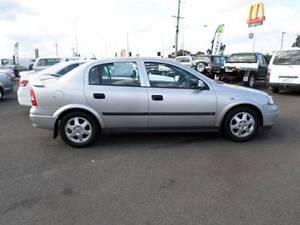 2000 Holden Astra Sedan Traralgon Latrobe Valley Preview