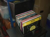 """100 x 12"""" Old Skool House / Dance Vinyl Records Collection 1988 - 94"""