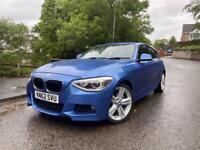 2012 BMW 125D M-Sport Auto! SCIROCCO GOLF POLO CORSA ASTRA FIESTA FOCUS LEON IBIZA CIVIC