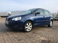 2008│Volkswagen Polo 1.4 Match 5dr│1 Owner From New│Service History│Recently Serviced│Hpi Clear