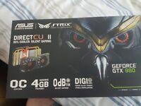 GTX980 Strix 4gb ddr4