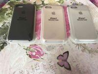 Apple Silicone Case For iPhone 8/7, 8Plus/7Plus (7 colours)