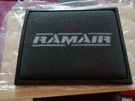 RAMAIR FOAM AIR FILTER + 5W30 Oil