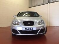 SEAT ALTEA - TEXT 4CAR TO 88802 FOR FINANCE!