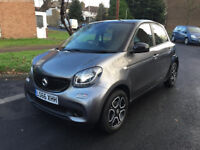 Smart Forfour 1.0 Prime 5dr (Stop/Start) Nearly New Cat D Minor Damage REPAIRED