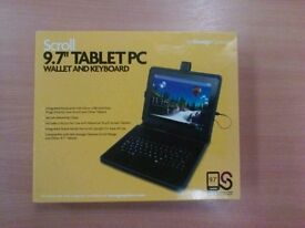 Scroll 54516 tablet case with keyboard