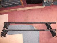 ford roof bars