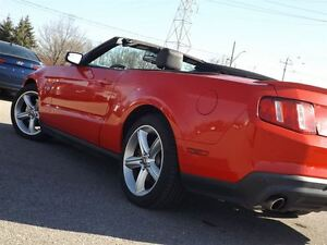 2012 Ford Mustang GT | CONVERTIBLE | FALL CLEAROUT! | LEATHER |  Stratford Kitchener Area image 11
