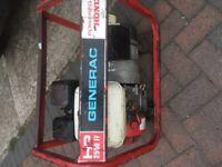 Honda 110 240 generator