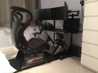 complete racing simulator