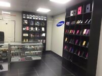 E-Cigarette/ Computer Repair Shop for Rent