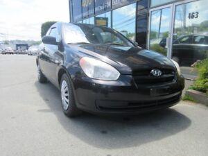 2010 Hyundai Accent THREE DOOR AUTO HATCH