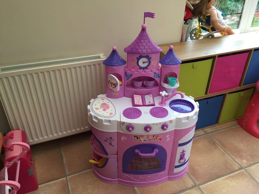 Disney Princess Play Kitchen | in Livingston, West Lothian ...