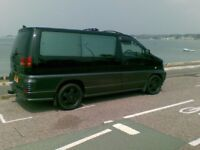 """MPV 7 SEATER NISSAN EL GRAND """" R TYPE """" 1 YEAR MOT GREAT CONDITION"""