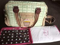Changing bag - silver linings yummy mummy