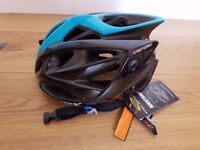 Rudy Project Airstorm Bike Cycle Helmet - Black Blue - size S/M