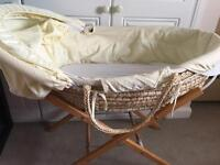Moses basket (not stand)