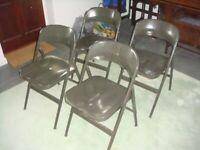 'Frode' Ikea Folding Chairs