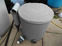Easy Pod pond filter