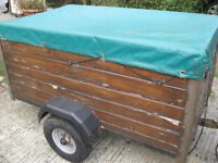 Camping / Box Trailer 5 x 3