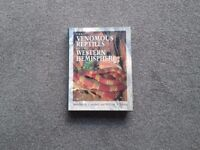 The Venomous Reptiles of the Western Hemisphere. Volume 1.