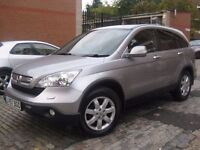 HONDA CRV NEW SHAPE 57 REG 2007 ** 5 DOOR 4X4 JEEP ** PX WELCOME £3900 ONLY ** 5 DOORS MPV HATCHBACK
