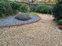 Garden gravel for free