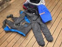Dry suit - Diving