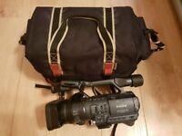 Sony hdr-fx1e camera