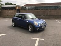 MINI One 1.4 2008 12 month MOT very low miles only done 58000 very nice car to see u will buy