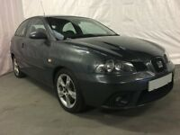 2006 Seat Ibiza 1.4 16v DAB Special Edition Hatchback 3dr *** Long MOT ***