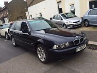 BMW 530D SE ESTATE 3.0 DIESEL AUTOMATIC FULL LEATHER XENON NEW WATERPUMP NEW TYRES ELECTRIC SEATS
