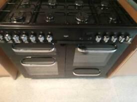 Bush Range dual fuel cooker
