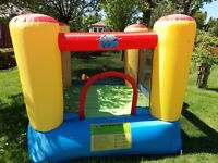 Airflow Bouncy Castle. Absolute bargain!