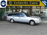 1998 Mercedes-Benz E320 4Matic 144K's NO ACCDNT OIL-SERVICED